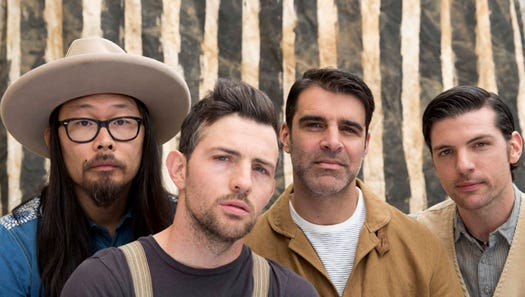 The Avett Brothers will be part of the Cincinnati Reds 2017 post-game concert series.