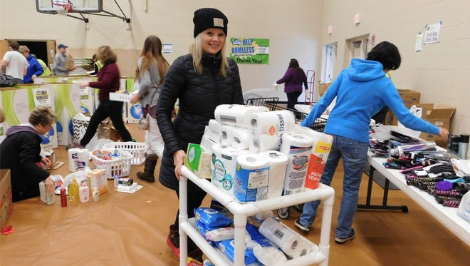The Family Radio Networks' Help for theHomeless hygiene drive is collecting new toiletry and cleaning products for 84 Wisconsin crisis agencies, now including Sheboygan.