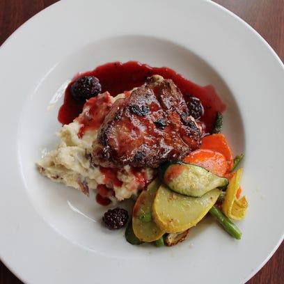 Restaurant Week: St. Brendan's Emerald Isle lamb chops