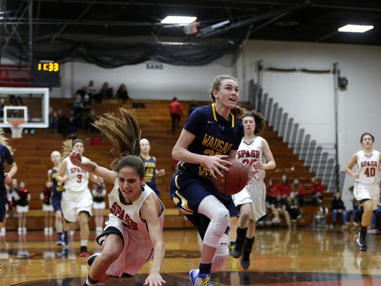 Wausau West's Kadie Deaton already has five offers