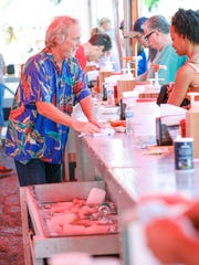 Port Fish Day will serve up a river of fish Saturday.