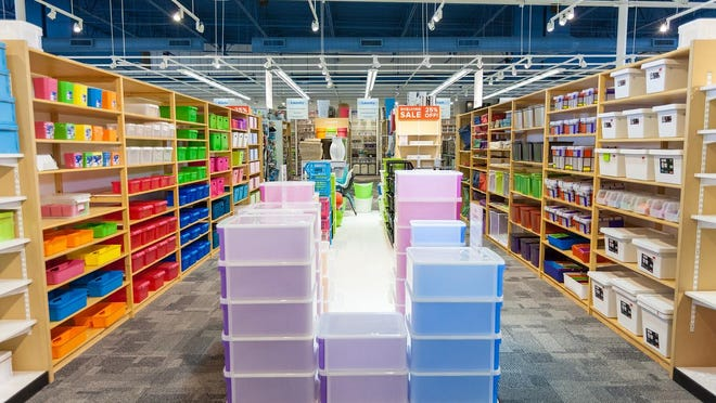 The Container Stores opens this weekend in Novi.