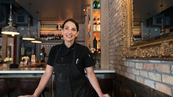 Chef and restaurateur Suzanne Perrotto opened Rose's Daughter trattoria in August in Delray's Pineapple Grove. She also owns Brule Bistro, up the street.