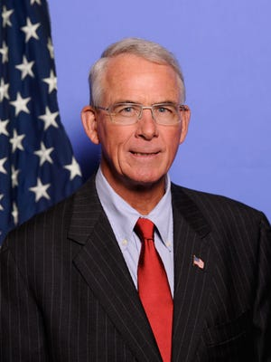 U.S. Rep Francis Rooney will host meetings Friday in North Naples and Cape Coral.