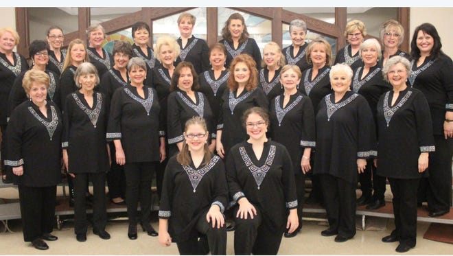 'A Cappella Fever' at Ruston's Dixie Center for Arts