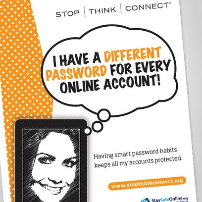 A poster for Data Privacy Day created by the National
