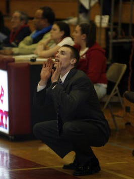 Ben Martucci, a 1997 graduate, was tabbed to replace Bill Thom as Croton-Harmon's boys basketball coach.