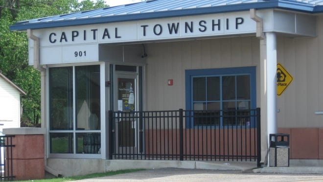 Capital Township building, 901 S. 11th St.