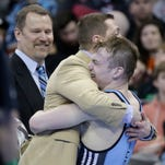 Parker Keckeisen overcomes balky knees, dominates his way to Nicolet's first state title since 1962
