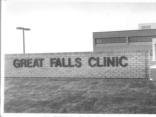 The Great Falls Clinic moved to the location at 1400