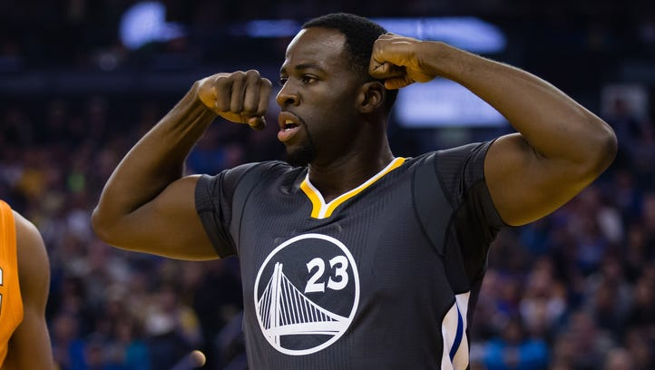 Draymond Green's agent blasts NBA stance on 'unnatural acts'