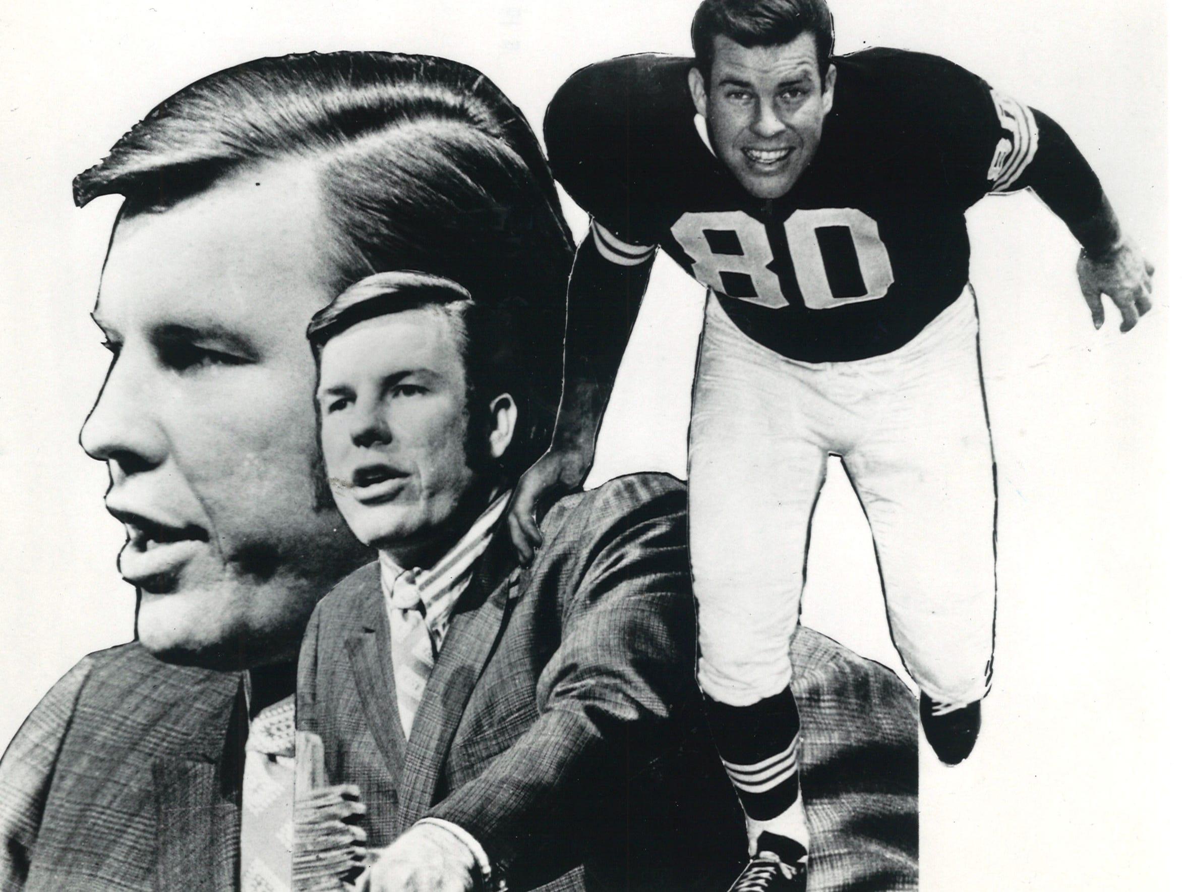 Bill Glass, a former NFL player turned evangelist,