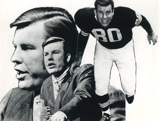 Bill Glass, a former NFL player turned evangelist, was inducted into the Texas Sports Hall of Fame in 1987.