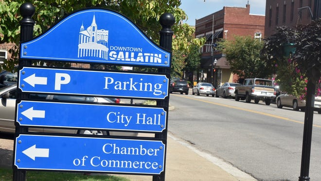 The Gallatin Economic Development Agency has proposed a feasibility study to analyze the possibility of a parking garage in downtown.