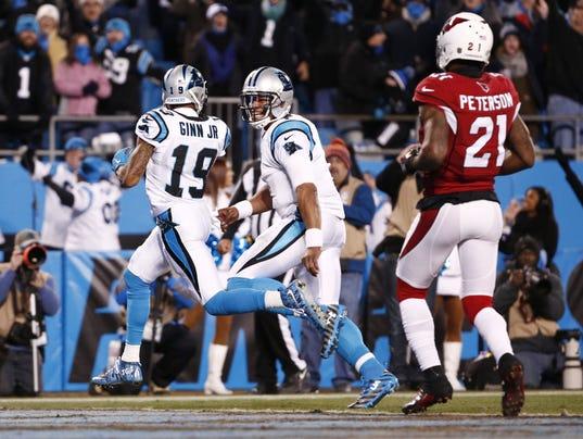 2016 NFC Championship Game -  Cardinals vs Panthers