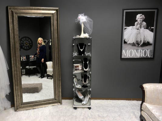 a777f1d7143 Bridal shop expands space