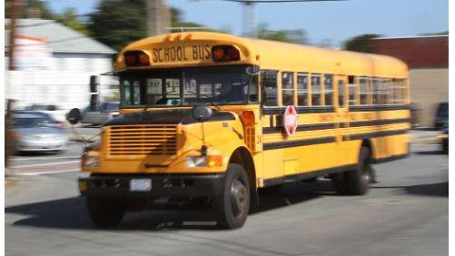 Buses will run at a much lower capacity than before. Students will have assigned seats. They will have to wear masks, and they will be screened for symptoms before they get on a bus.