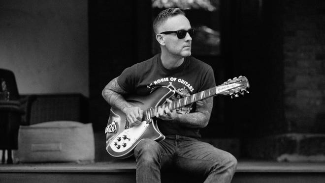 Dave Hause returns to Asbury Park on Aug. 24.