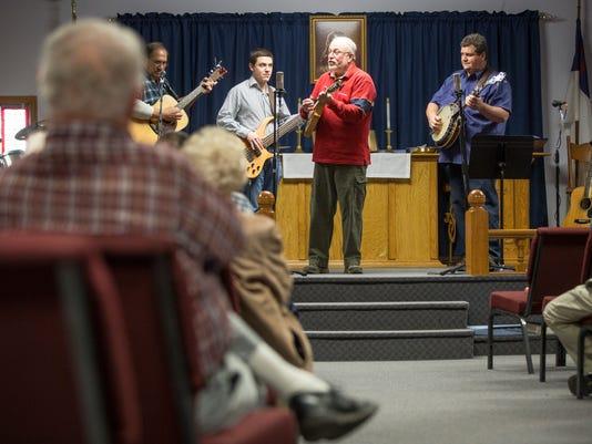 Common Ground gospel band