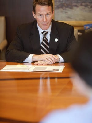 Secretary of State Jon Husted on Wednesday  said Ohio must get its elections right this year.