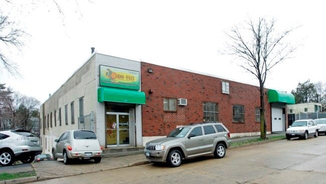 The warehouse at 514 Union Ave. in Mount Vernon is for sale at $1.7 million.