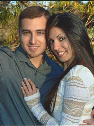 Angelique Espinosa and John Bargo, both of Live Oak, Texas, will be married on July 2.