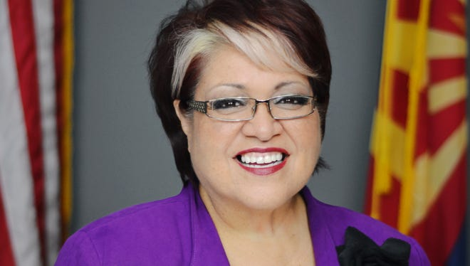 Avondale's Marie Lopez Rogers became the first Latina president of the National League of Cities in 2012.
