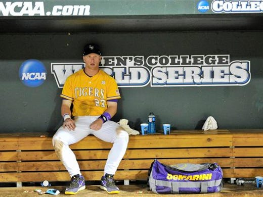 online store 010d3 179ff LSU eliminated from College World Series