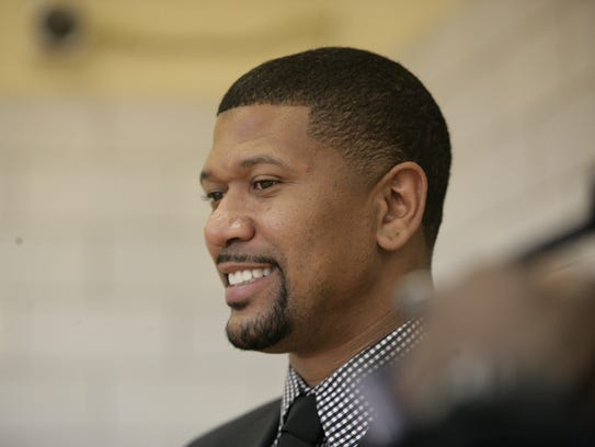 Jalen Rose in 2012.