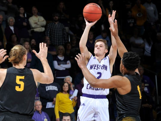 WCU will announce its new men's basketball coach Tuesday.