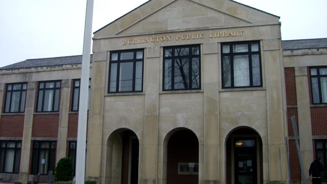 Burlington Public Library is facing budget cuts, along with other town departments, at Town Meeting this month.