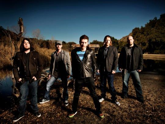 ost-grunge band Saving Abel comes to Salisbury Jan. 11.