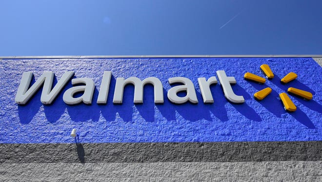 Walmart in North Lebanon was the target of several thefts over three months by two people with no fixed address.
