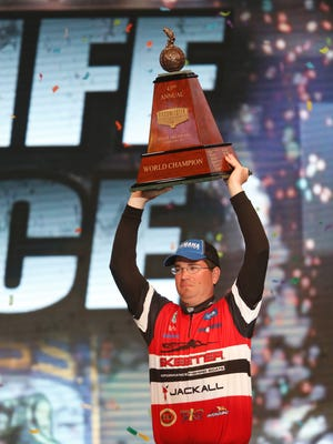 The 2016 Bassmaster Classic will return to Tulsa, Oklahoma where Cliff Pace of Petal won the event in 2013.