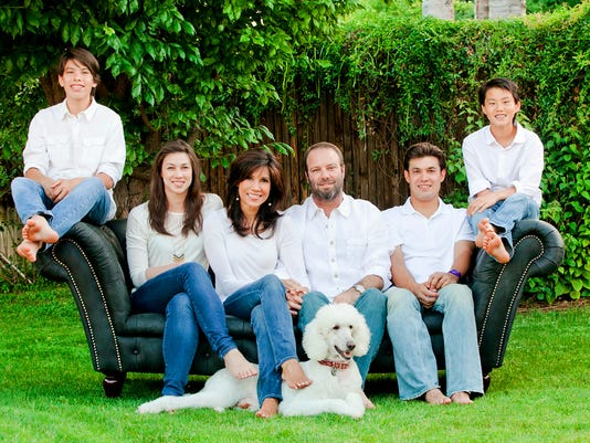 The Cooney family