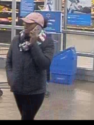 One of the three women accused of taking cell phones