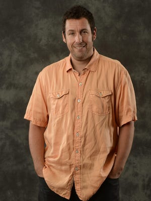 """Some of Adam Sandler's biggest movies include """"Big Daddy,"""" """"50 First Dates"""" and """"The Wedding Singer."""""""
