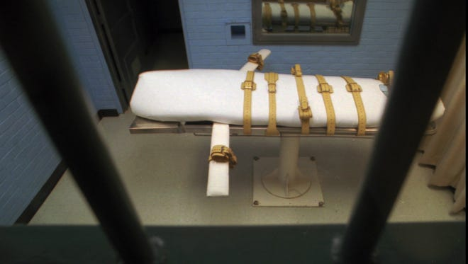 Michigan became the first state to ban the death penalty in 1846. The ban took effect the following year.