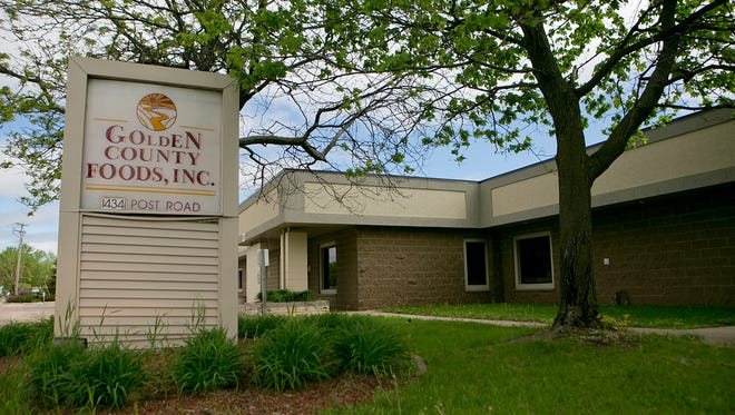 Golden County Foods on Post Road in Plover has filed for Chapter 11 Bankruptcy. The company employs more than 400 people to produce frozen appetizers and snacks.