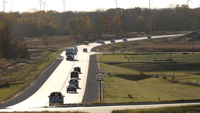 Vehicle accidents are regular occurrences on this curving 19-mile stretch of State 23 between Fond du Lac and Plymouth. The Fond du Lac County Sheriff's Office is stepping up enforcement of this area through September.