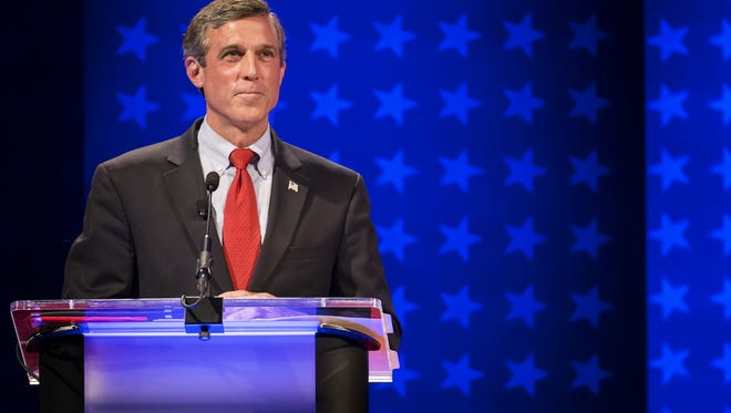 Congressman John Carney issued a five-point plan for criminal justice reform on Thursday.