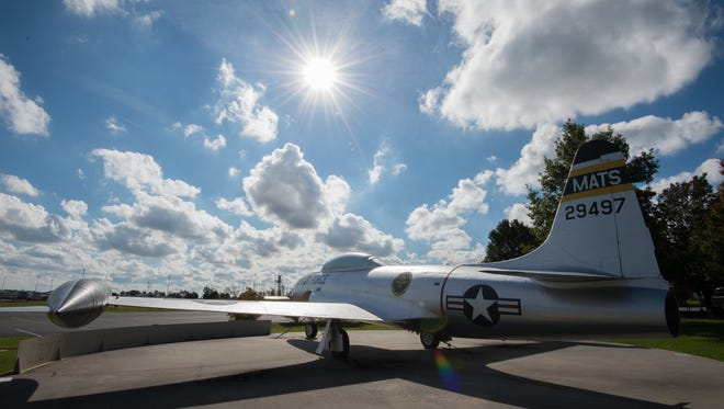 The Air Mobility Command Museum in Dover is one of Kent County's top tourist attractions.