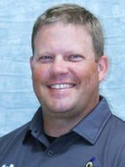 Dakota State head coach Josh Anderson.