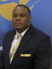 Donte Jackson was officially hired as the next Grambling State University men's basketball coach May 12.