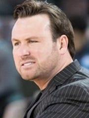 LSUS women's coach Matt Cross