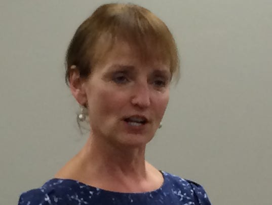 Harwell deflects question about governor's race