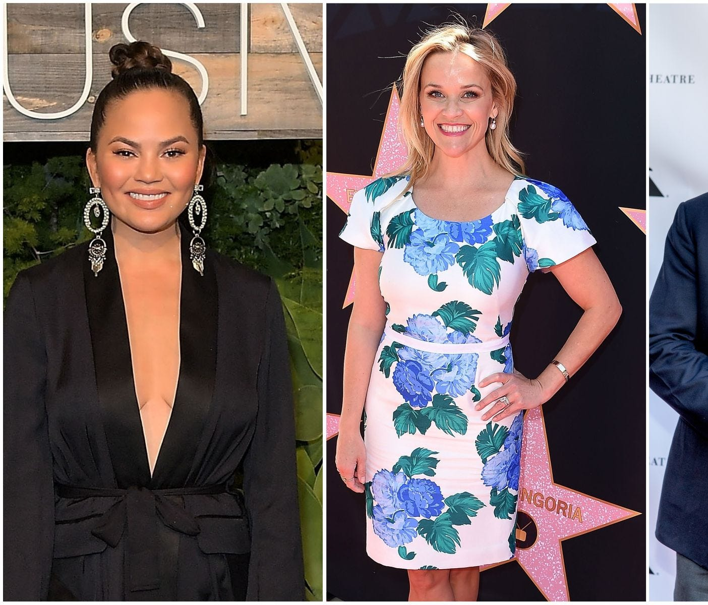 Chrissy Teigen, Reese Witherspoon, Alec Baldwin and other celebrities got political in their Fourth of July tweets.