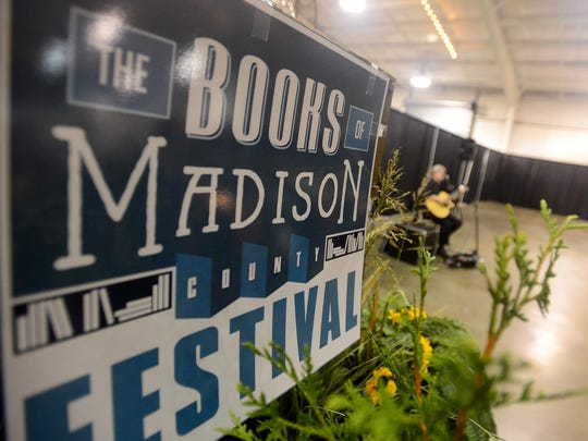 The Books of Madison County and Jackson-Madison County Library Foundation hosted Frances Mayes, author of 'Under the Tuscan Sun,' Tuesday at the Fairgrounds.