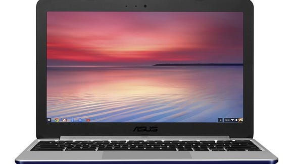This Chromebook won't be super fast, but it'll handle web browsing, e-mail, and light doc editing well.