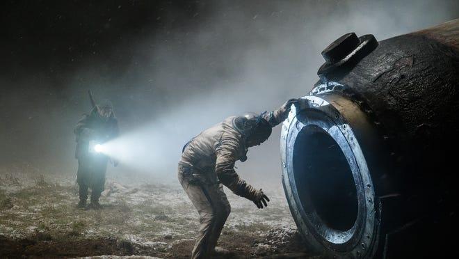 """Pyotr Fyodorov in Egor Abramenko's """"Sputnik."""""""